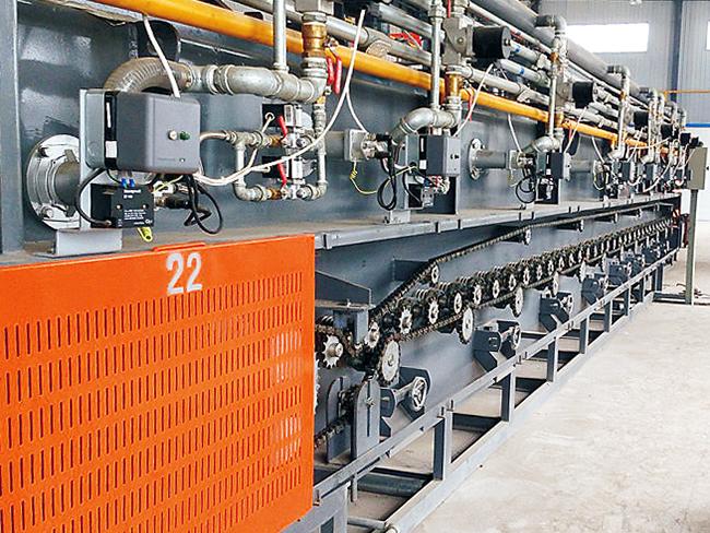 链板式及网带式热处理炉